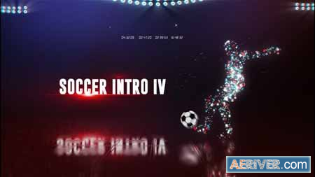Videohive Soccer Intro Iv After Effects Template 22397136 Free