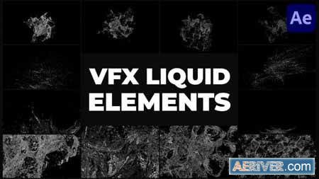 Videohive Liquid VFX – After Effects 30969639 Free