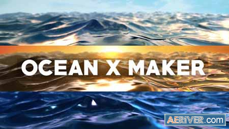 Videohive Ocean X Maker 29438857 Free